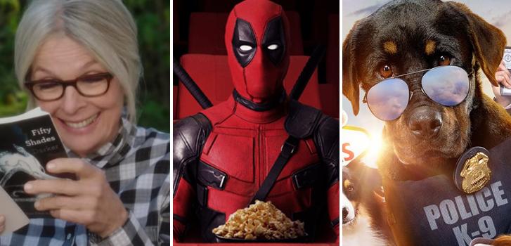 À l'affiche cette semaine: Deadpool de retour