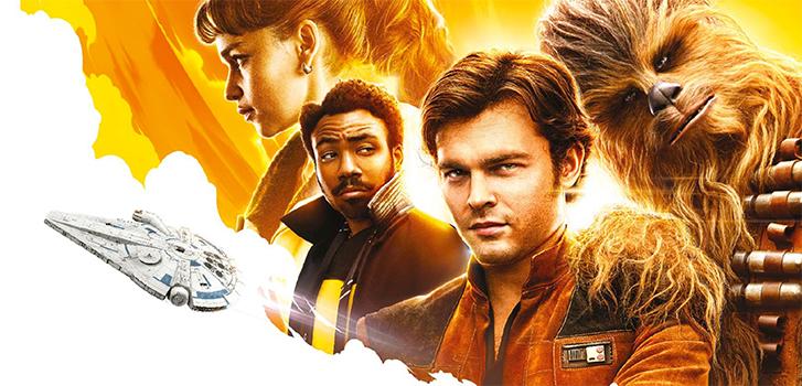 À l'affiche cette semaine: seulement Solo!