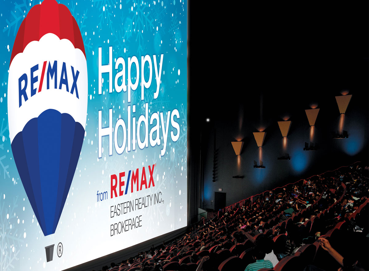 This Holiday Season, Give Colleagues & Clients the Gift of an Exclusive Cineplex Experience