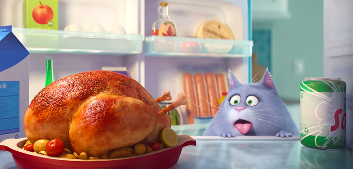 It's a holiday photoshoot in adorable new teaser for The Secret Life of Pets