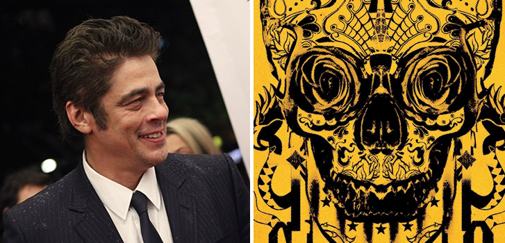 Sicario lures Benicio del Toro back into the drug wars