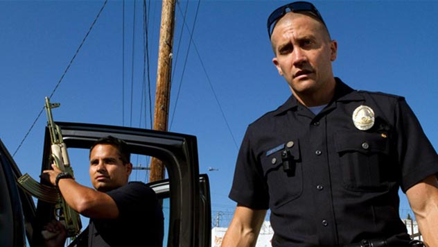 End of Watch cast on their gritty love letter to law enforcement