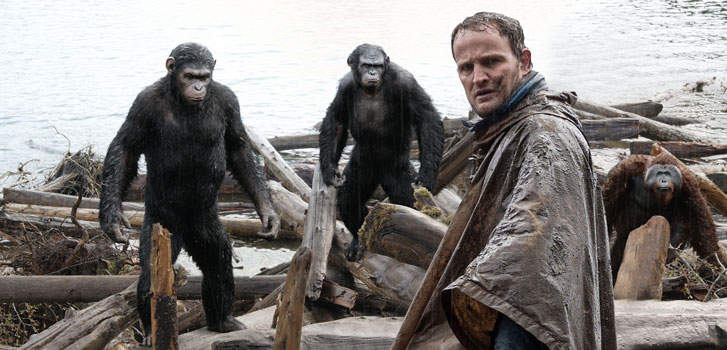 Get an inside look at the special effects in Dawn of the Planet of the Apes