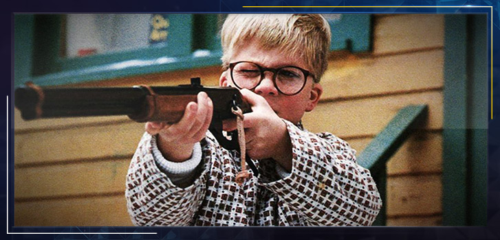 Don't Shoot Your Eye Out! It's the 35th Anniversary of A Christmas Story