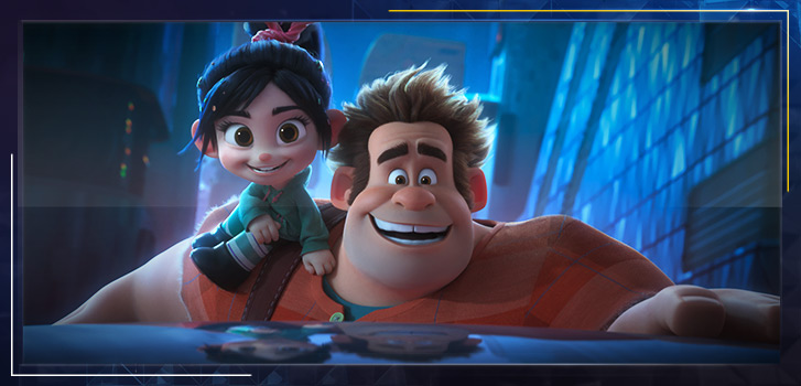 Disney's Ralph Breaks the Internet puts connection on display