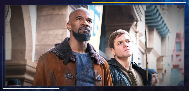 Jamie Foxx and Taron Egerton's Robin Hood proves why this story has stood the test of time