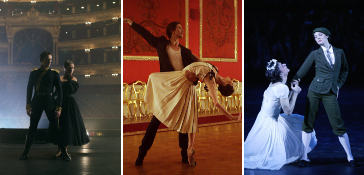 The Bolshoi Ballet Comes to Cineplex Theatres