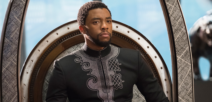Black Panther's Chadwick Boseman on what it's like to wear the suit