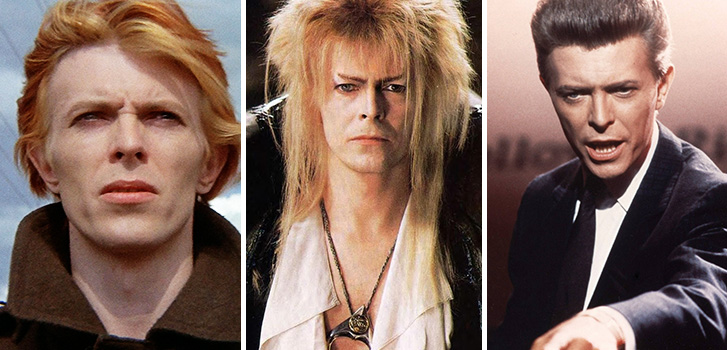 Golden Years: David Bowie's essential movie performances