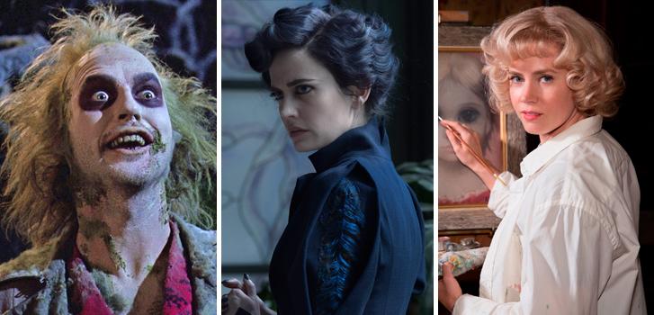 Happy Birthday Tim Burton! Check out his top 5 movies