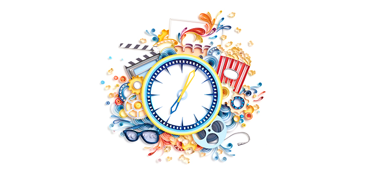 Save time, buy your movie tickets online!
