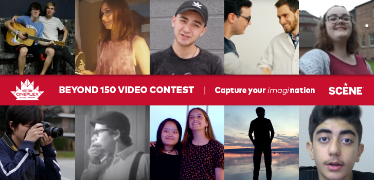 Beyond 150 Video Contest: Vote for your favourite and you could win 3,000 SCENE points!