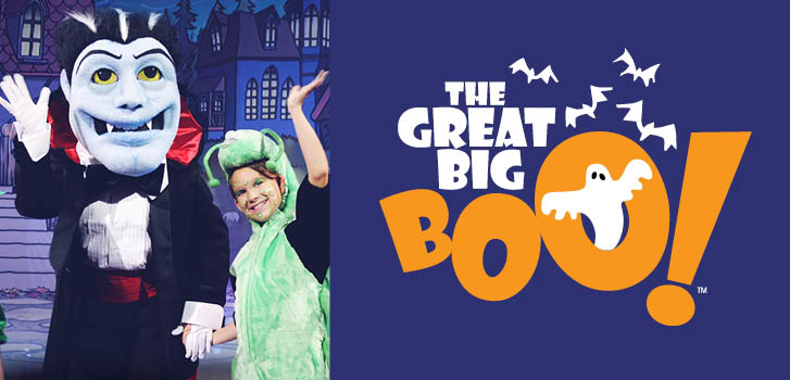 The Great Big Boo brings family-friendly Halloween fun to Cineplex theatres