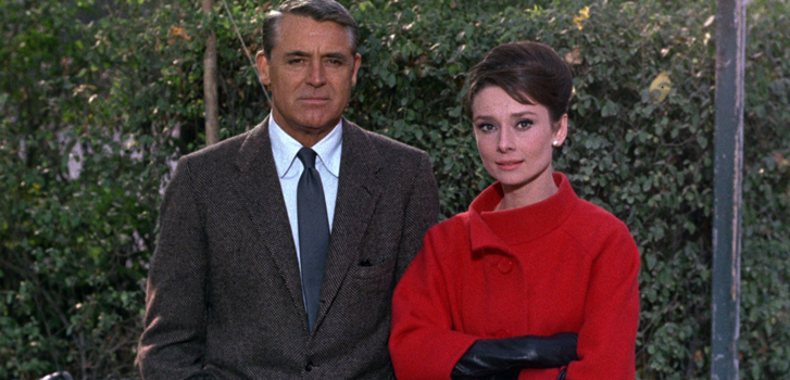 Cary Grant and Audrey Hepburn return in Charade at Cineplex theatres!
