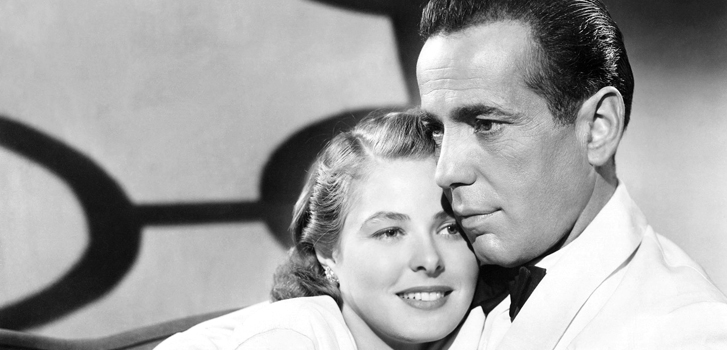 Casablanca is back in theatres this month as part of Cineplex's Classic Film Series