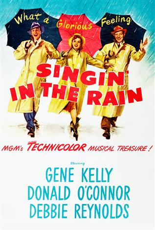 Singin' In The Rain - A Classic Film Series Presentation