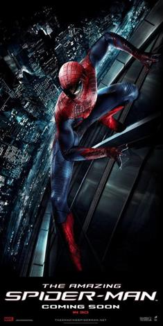 The Amazing Spider-Man: An IMAX 3D Experience®