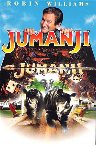 Jumanji (v.f.) - Les films en famille (2012)