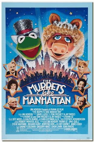 The Muppets Take Manhattan - A Family Favourites Presentation (2012)