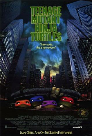 Teenage Mutant Ninja Turtles - A Family Favourites Presentation