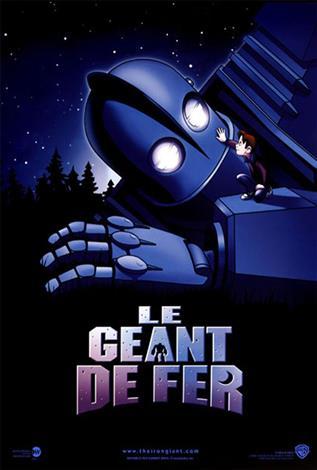 Le Géant de fer - Les films en famille