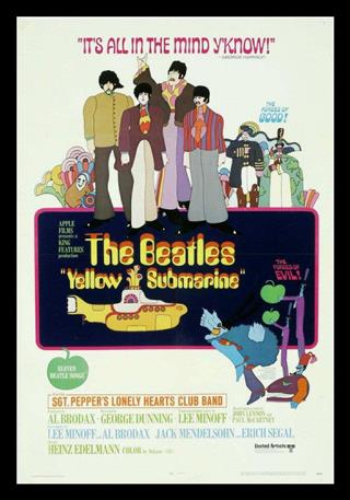 The Beatles Yellow Submarine avec s.-t.fr.