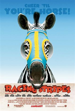 Racing Stripes - A Family Favourites Presentation
