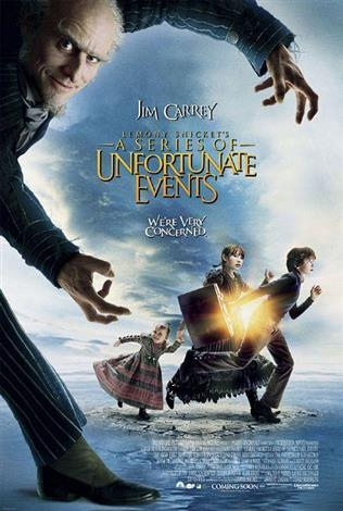 Lemony Snicket's A Series of Unfortunate Events - A Family Favourites Presentation
