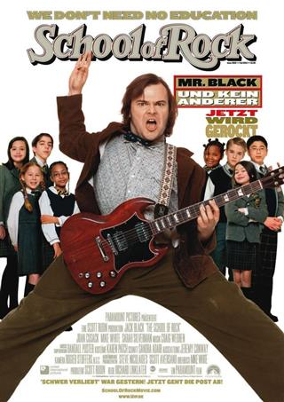 School of Rock - A Family Favourites Presentation