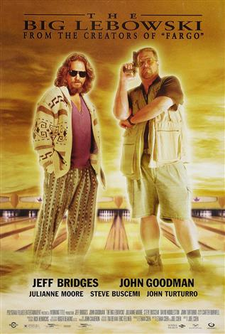 The Big Lebowski - A Most Wanted Movies Presentation