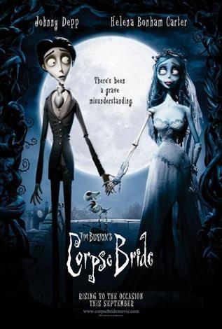 The Corpse Bride - A Family Favourites Presentation