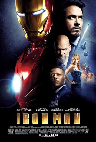 Iron Man - A Great Digital Film Festival Presentation