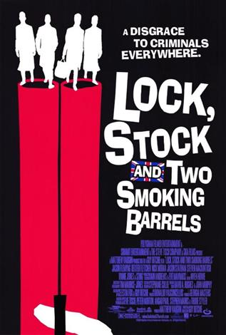 Lock, Stock, and Two Smoking Barrels - A Great Digital Film Festival Presentation
