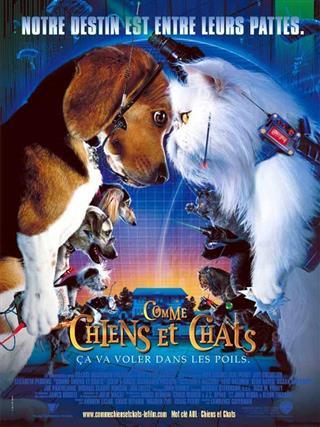 Chats et chiens - Les films en famille