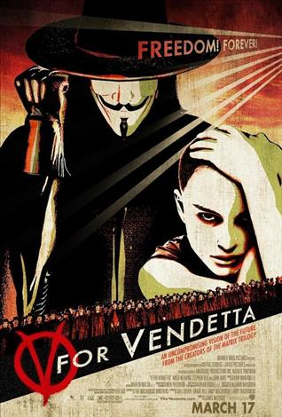 V for Vendetta - A Most Wanted Movies Presentation