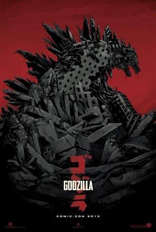 Godzilla: An IMAX 3D Experience®