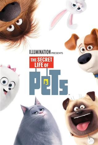 The Secret Life Of Pets - Family Favourites