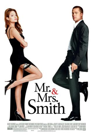 Mr. & Mrs. Smith - A Most Wanted Movies Presentation