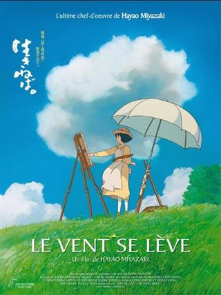 The Wind Rises (Japanese w/e.s.t.)