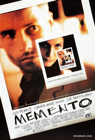 Memento - The Event Screen