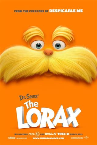 Dr. Seuss' The Lorax - A Family Favourites Presentation