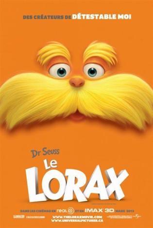 Dr. Seuss Le Lorax - Les films en famille