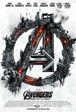The Avengers: Age of Ultron An IMAX 3D Experience®