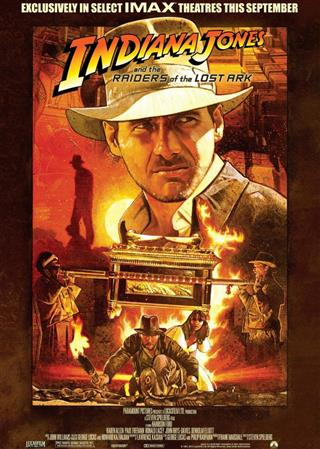Raiders of the Lost Ark - Epic Summer on the Event Screen