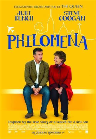 Philomena - The Event Screen