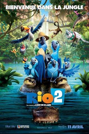 Rio 2 - A Family Favourites Presentation