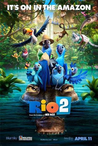 Rio 2 v.f. - Les Films en famille