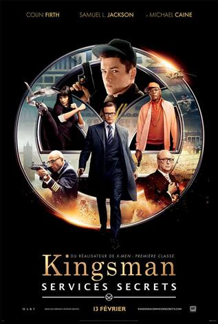 Kingsman: Services secrets (version française)