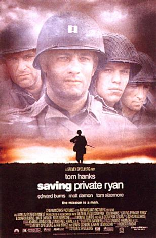 Saving Private Ryan - The Event Screen