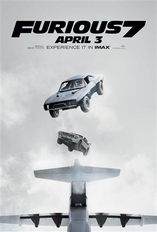 Furious 7: The IMAX Experience®